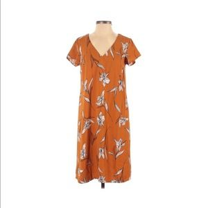 A New Day Target Floral Shift Dress XS